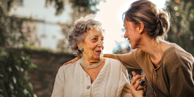 talk to parents about home care